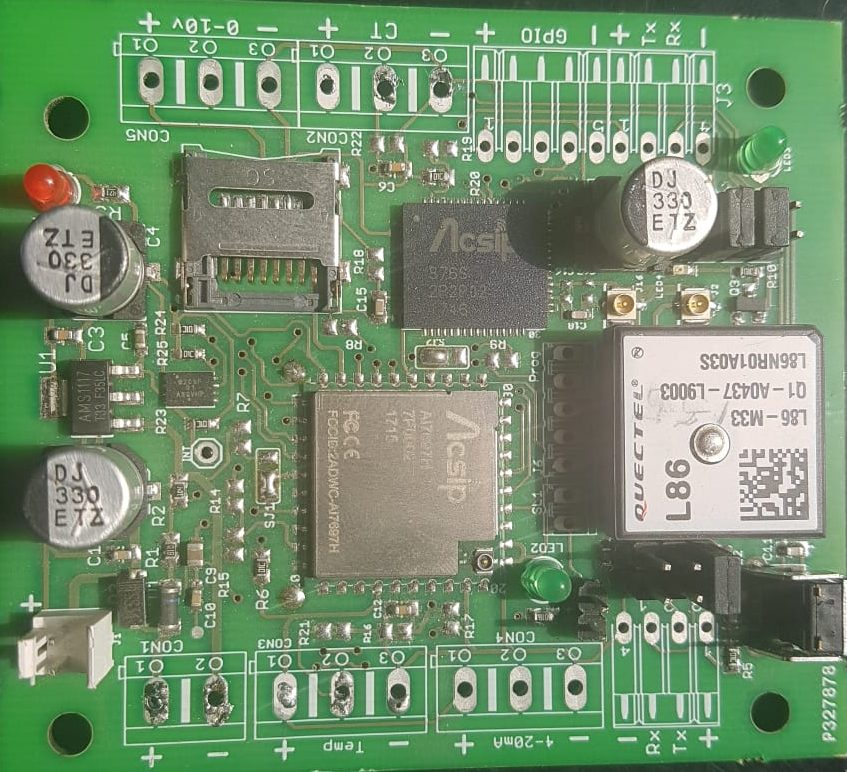 IoT Board WiFi LoRa